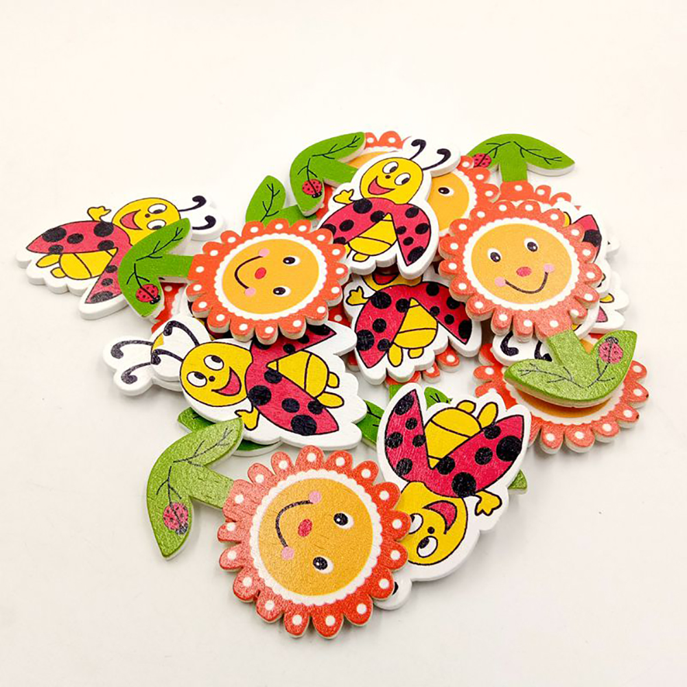 Wholesale-100pcs-2-Holes-Wooden-Sewing-Heart-Shape-Button-Craft-Scrapbooking-DIY thumbnail 50